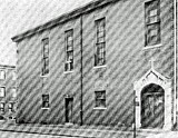 1st Owned Church Building, Hancock & Oxford, Jan 1919